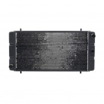 Radiator racire Rover/Mg 200 (Xh), 1984-1989 Model 213 (1,6 61kw); Model 216 (1,6 76kw); Benzina, tip climatizare M/A, fara AC, dimensiune 585x322x30mm, Cooper core/Brass Tank, DEUS