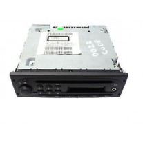 Radio Cd Player Renault Twingo 2, Original 8200843548, cu intrare Auxiliare jack 3.5