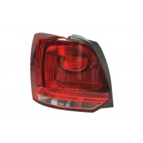 stop spate lampa vw polo 6r 08 09 spate omologare ece cu suport bec 6r0945095a 6r0945095ah 6r0945095