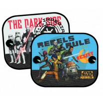 Set parasolare laterale Rebels Star Wars 36x44x0,2 cm , set 2 buc.