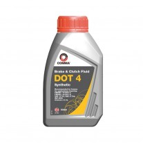 Lichid de frana COMMA DOT 4 Synthetic, 500 ml