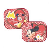 Parasolare auto laterale Minnie Mouse, 35x44cm , 2 buc