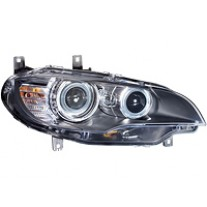 Far Bmw X6 E71 01 2008- HELLA fata dreapta daytime running light