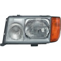 Far Mercedes W124 Clasa E Sedan Coupe Cabrio Combi 1990-1992 AL Automotive lighting partea Dreapta H3+H4