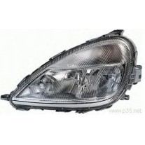 Far Mercedes Clasa A W168 09 1997-07 2000 AL Automotive lighting partea Stanga H1+H7+H7