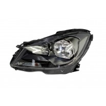 Far Mercedes Clasa C W204 03 2011- AL Automotive lighting partea Dreapta H7+H7