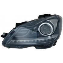 Far Mercedes Clasa C W204 03 2011- AL Automotive lighting partea Stanga D1S+H7