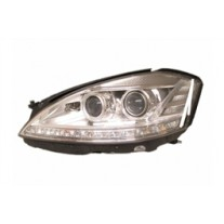 Far Mercedes Clasa S W221 06 2009- AL Automotive lighting partea Stanga D1S+H7+H7
