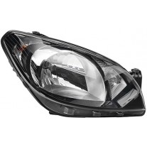 Far Skoda CITIGO 05 2012- fata dreapta electric cu motor cu daytime running light bec H4