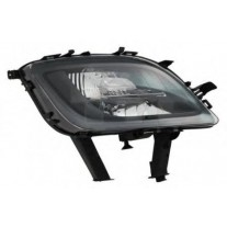 Proiector ceata Opel Astra J version with xenon headlamps with flasher 09 2009-12 2012 TYC partea stanga H10+PSY24W