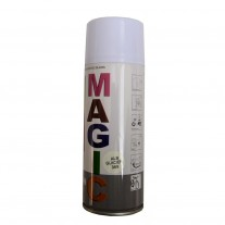 Spray vopsea MAGIC Alb Glacier 369 , 400 ml.