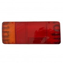 Sticla stop spate dispersor lampa Iveco Daily 01 1984-04 2006 BestAutoVest partea Stanga