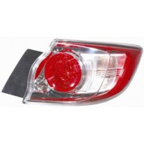 Stop spate lampa Mazda 3 Hatchback 07 2009- TYC partea Stanga exterior