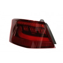 Stop spate lampa Audi A3 (8v), 06.2012- 3 Usi, omologare ECE, spate, cu suport bec, led, exterior, 8V3945095B, Stanga