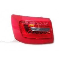 Stop spate lampa Audi A6 (4g/C7), 01.11-06.14 Avant, omologare ECE, spate, cu suport bec, exterior, 4G9945095, Stanga