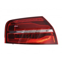 Stop spate lampa Audi A8 (D4/4f), 11.2013-, omologare ECE, spate led, exterior, 4H0945095H, Stanga
