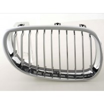 Grila radiator Bmw Seria 1 (F20), 08.2011-, dreapta, crom/grunduit, 51137262120, 20C105-4 Model URBAN