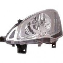 Far Citroen Berlingo (7), 06.2012-, Electric, tip bec H4, are motoras, omologare ECE, 9677202080; 9806306180, Stanga