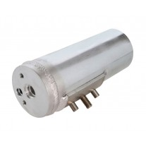 Filtru uscator aer conditionat Chrysler Voyager, 01.1996-03.2001, R134A/ cu AC, intrare , iesire , 4682592; 4682623