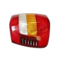 Stop spate lampa Jeep Grand Cherokee (Wj/Wg), 05.99-01, omologare SAE, spate, fara suport bec, tip USA, 5101896AB, Dreapta