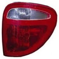 Stop spate lampa Chrysler TownCountry (Rg/Rs), 05-01.08, Chrysler Voyager (Rg/Rs), 01.05-01.08, Dodge Caravan (Rg/Rs), 01.05-01.08, omologare SAE, spate, cu suport bec, tip USA, 4857954AA, Dreapta