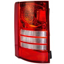 Stop spate lampa Chrysler TownCountry, 01.08-2009, omologare SAE, spate, cu suport bec, tip USA, 5113201AB, Stanga