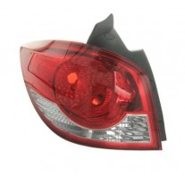 Stop spate lampa Chevrolet Cruze (J300), 09.09- Hatchback, omologare ECE, spate, fara suport bec, 95244258; 95490806, Stanga