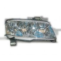 Far Fiat Stilo (192), 01.2001-03.2007 5 Usi, Electric, tip bec H1+H7, omologare ECE, cu motoras, 51716371, Stanga, marca AL Automotive Lighting