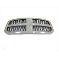 Grila radiator Dodge Ram (Ds/ Dj), 09.2013-, Grunduita, 68197703AA