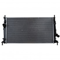 Radiator racire Ford Focus 2 (Da_), 2004-2011, Focus C-Max (C214) 2003-2007, C-Max (C214), 2007-2011,, Motorizare 1,6 Tdci 60/74/80kw Diesel, tip climatizare Manual, Cu/fara AC, dimensiune 670x378x26mm, Cu lipire fagure prin brazare, Aftermarket