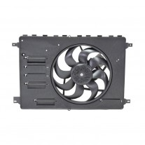 GMV radiator electroventilator Ford Kuga, 2008-2013, Motorizare 2,0 Tdci 103/100/120kw; 2,5 T 147kw Diesel/Benzina, tip climatizare , dimensiune 370mmmm, Aftermarket