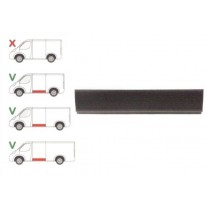 Panou reparatie lateral Ford Transit, 2001- 2006 Partea Stanga, Lateral, lungime 1430 mm,inaltime 330 mm