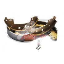Set saboti frana Dacia break/ Nova SuperNova Solenza (e mark) 6001539094 Asam