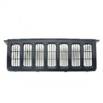 Grila radiator Jeep Commander (Wh), 09.2005-, negru/grunduit, 5JR621X8AC, 342005-1