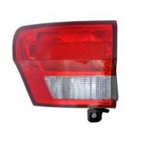 Stop spate lampa Jeep Grand Cherokee (Wk2), 07.10-07.13, spate,omologare SAE, exterior, 55079421AD; 55079421AF, Stanga