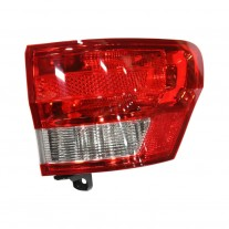 Stop spate lampa Jeep Grand Cherokee (Wk2), 07.10-07.13, spate,omologare SAE, exterior, 55079420AD; 55079420AF, Dreapta