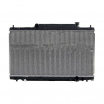 Radiator racire Honda Civic Hatchback, 02.2001-08.2005 Model Type R, Motorizare 2.0 147kw Benzina, tip climatizare Manual, Cu/fara AC, tip Denso, diametru intrare/iesire 32/32mm, dimensiune 655x350x25mm, Cu lipire fagure prin brazare, KOYO