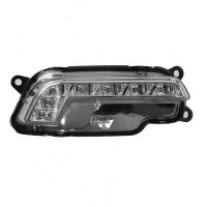 Lumini de zi, Daytime Running Light Mercedes E-Class (W212) Sdn/Estate, 09.09-02.13 Avangarde , E-Class Coupe/Cabrio (C207), 05.09-01.13 Avangarde Dreapta Tyc 2128200856; A2128200856 , Omologare Ece , Cu Led