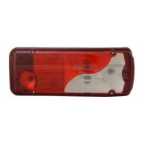Stop spate lampa Mercedes Sprinter 208-414, Vw Crafter 2E, spate, omologare ECE, suport AMP, 400x161mm, 156340; 2E0945095A; 9068200464; 9068200564; A9068200464; A9068200564, Stanga