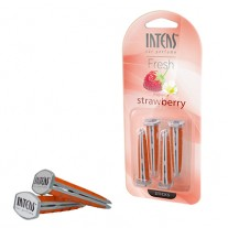 Odorizant auto grila ventilatie Intens Sticks , aroma Strawberry