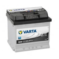 Baterie auto Varta Black Dinamic 12V 45 Ah/ 400 A, 207x175x190mm, polaritate 1