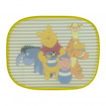 Set parasolare laterale Winnie The Pooh Stry of Hunny ,44x36 cm , set 2 buc.