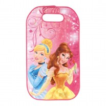 Protectie scaun auto Disney Princess Royal Debut, 70x45cm