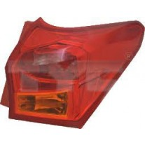 Stop spate lampa Toyota Avensis (T27), 01.12- Sedan, spate, omologare ECE, exterior, led, 8156005280; 81560-05280, Stanga