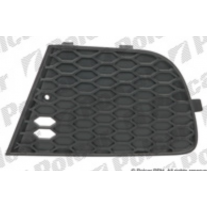 Grila bara fata VW Polo (9N3) Model CROSS , 04.2005-08.2009, Dreapta, 6Q0805666K, 95272732