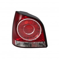 Stop spate lampa Vw Polo (9n3), 04.05-08.09, spate, omologare ECE, cu suport bec, 6Q6945095AB; 6Q6945095L; 6Q6945095M, Stanga