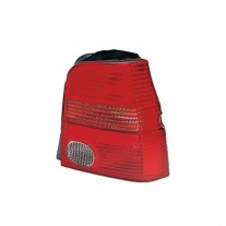 Stop spate lampa Vw Lupo (6x1/6e1), 05.1998-07.05, spate, omologare ECE, fara suport bec, 6X0945095D; 6X0945111, Stanga