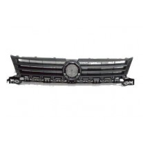 Grila radiator VW Caddy 3/Life (2K), 06.2010-06.2015 / Touran 07.2010-08.2015, negru, 2K58536519B9, 956305-1 Model Trendline
