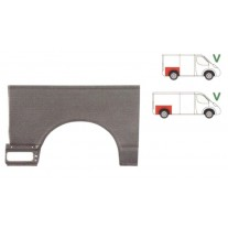Aripa spate Vw Transporter/Multivan (T5), 04.2003-10.2009, Spate, Lungime 1300, Inaltime 870 Mm,