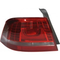 Stop spate lampa Vw Passat (B7 (36)), 11.10-Sedan, spate, omologare ECE, cu suport bec, exterior, tip bec LED+PY21W+W16W, 3AE 945 207B; 3AE945207B, Stanga
